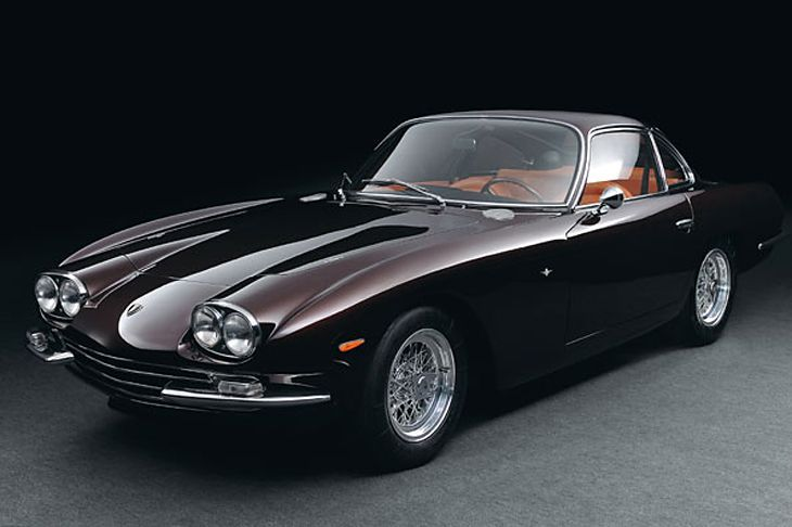 specialcar: 1966 Lamborghini 400GT 2+2 Coupé