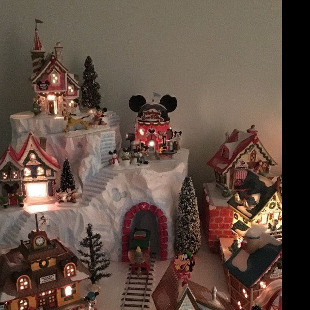 Commission a Custom Halloween Village Display | Etsy Christmas Party Games, Disney Christmas Village, Mickey Christmas, Christmas Train, Christmas Village Houses, Christmas Villages, Christmas Love, Christmas Pictures, Halloween Village Display #halloweenvillagedisplay Commission a Custom Halloween Village Display | Etsy Christmas Party Games, Disney Christmas Village, Mickey Christmas, Christmas Train, Christmas Village Houses, Christmas Villages, Christmas Love, Christmas Pictures, Halloween V