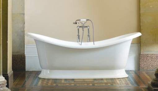 stand alone bathtubs | marlborough collection pedestal bathtubs