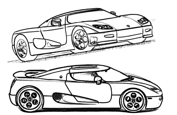 Pin On Corvette Cars Coloring Pages