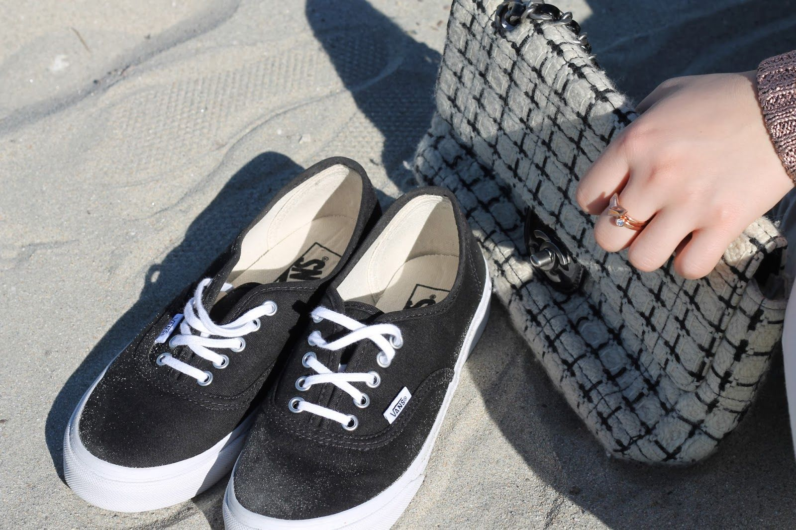 Vans & Chanel two timeless classics