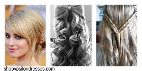 Make Your Own Hairstyle Inspiration Four Ways To Make Your Prom Look Your Own Unique Hairstyle  Hair