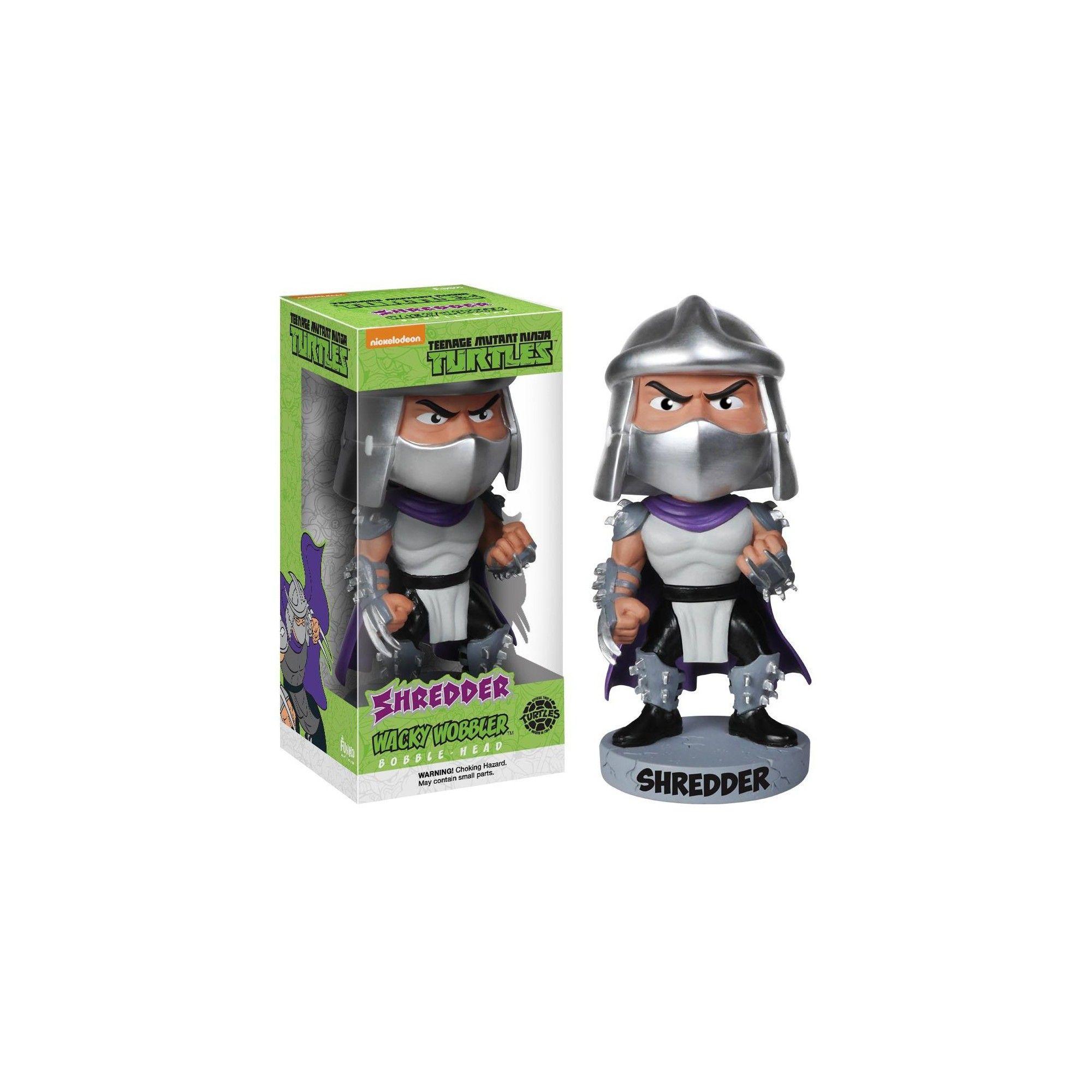 Funko--Teenage Mutant Ninja Turtles Shredder Wacky Wobbler