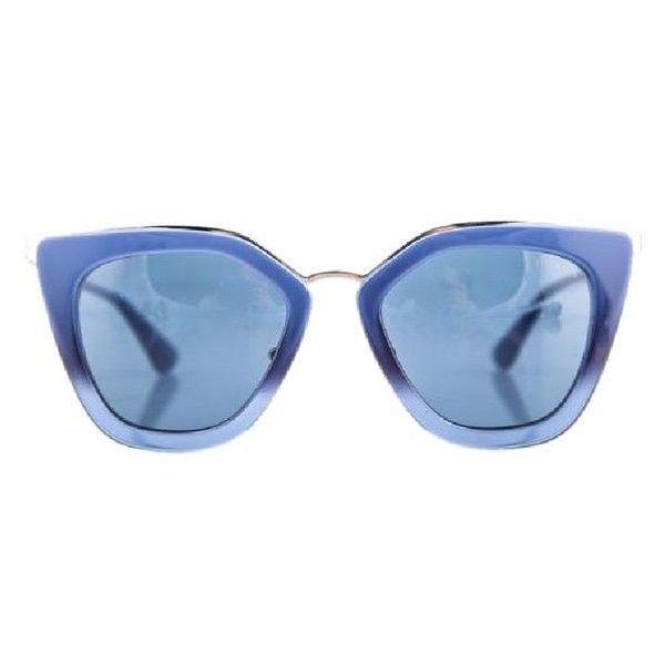 2d936727f3fa9 Prada Spr 53s Sunglasses ( 299) ❤ liked on Polyvore featuring accessories,  eyewear, · Prada Óculos De SolÓculos ...