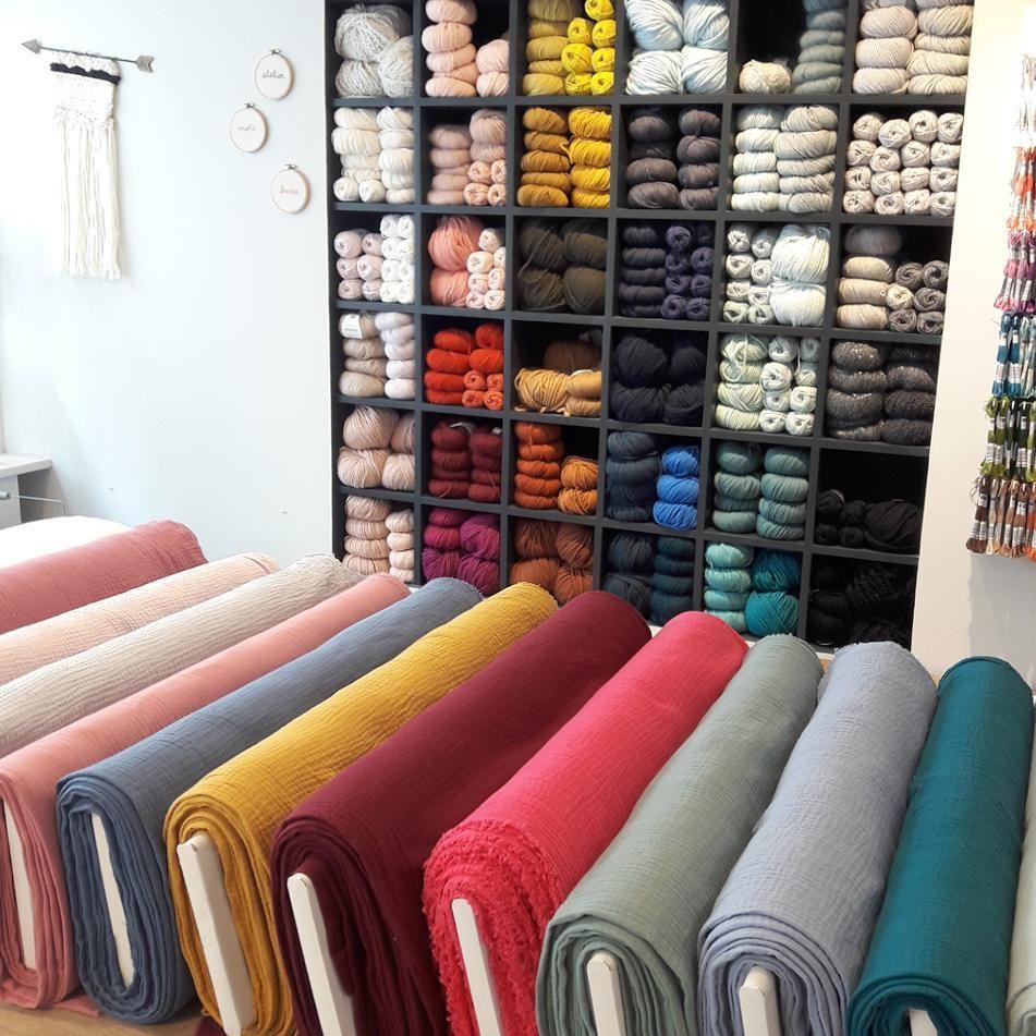 11 Adresses Où Acheter Son Tissu à Paris Boutique Haute