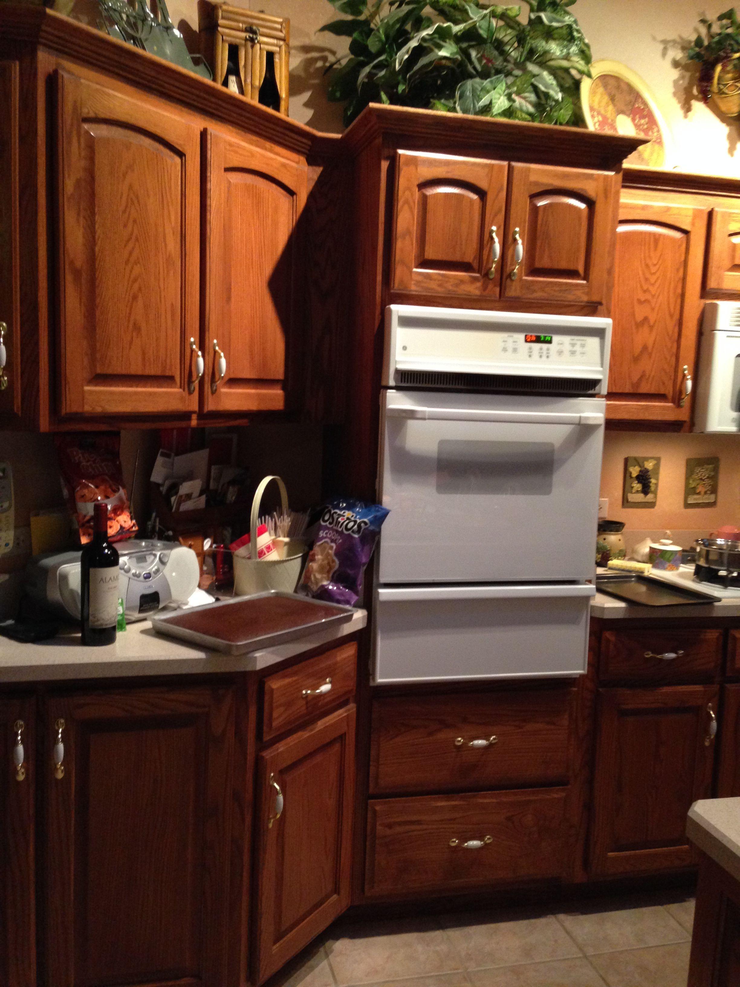 Level Of Stove | Kitchen, Home decor, Kitchen cabinets