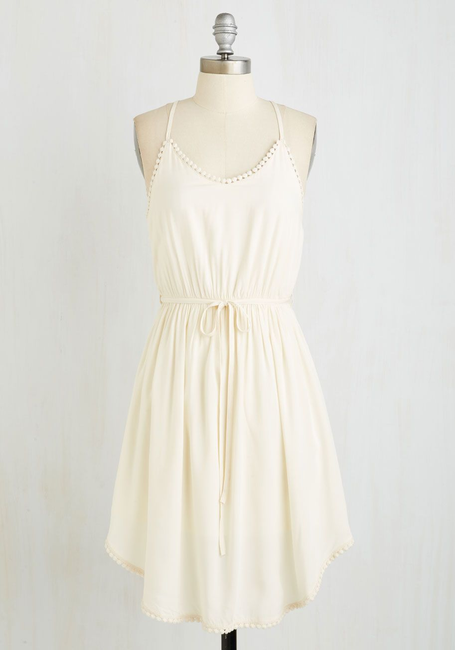 Right to Delight Dress in Pearl | Spring \'Dress\' Code | Pinterest ...