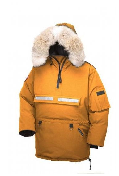 Wholesale Cheap Canada Goose Baffin Anorak Yellow - Please Click Picture To  View ! Discount Up to 60% at www.forparkas.com  68b4f2c2732f