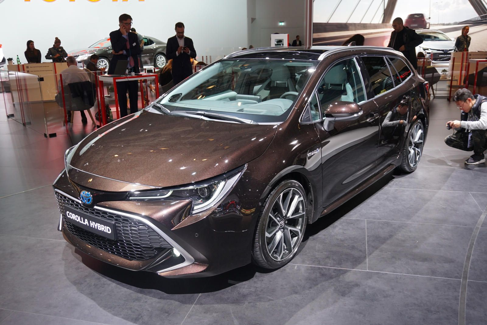 Toyota Corolla Sports Touring Is The Stretched Corolla