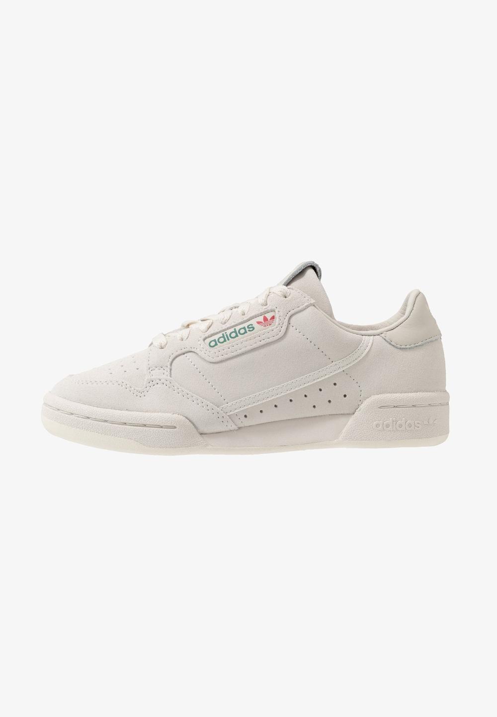 CONTINENTAL 80 - Sneaker low - raw white/offwhite @ Zalando ...