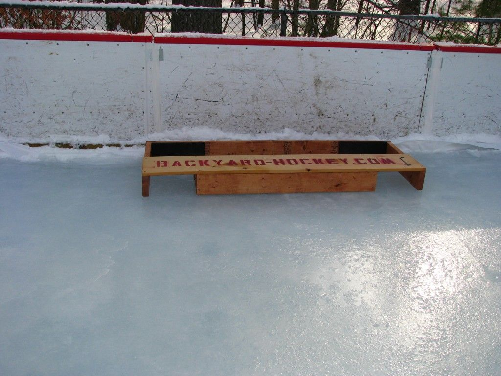 pond hockey goal building instructions rp by splashtablet com