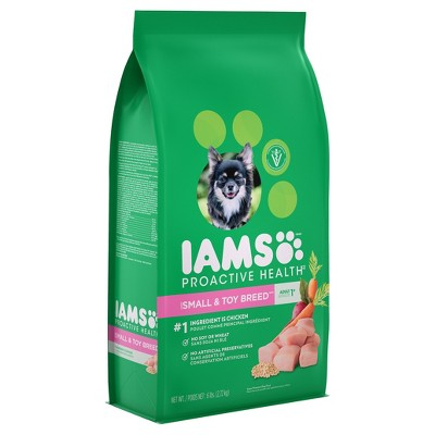Iams Proactive Health Adult Small Toy Breed Dry Dog Food 6lbs