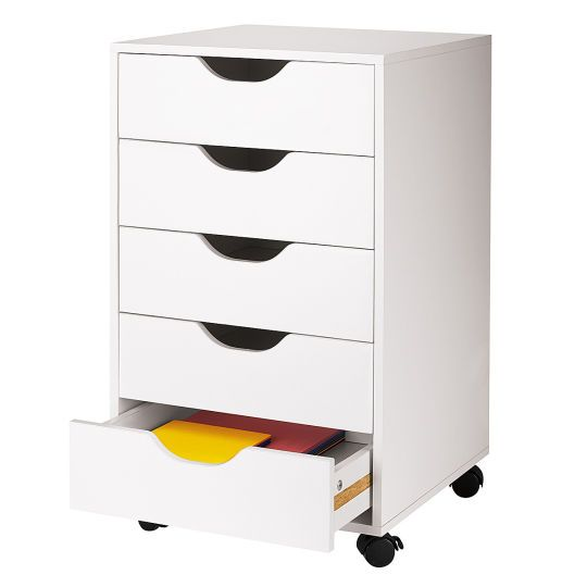 5 Drawer Letterpress Cube By Ashland Drawer Unit Craft Storage Craft Room Office