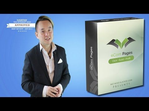 eCom Pages Review - get *BEST* Review and Bonus HERE!!!... :) :) :)