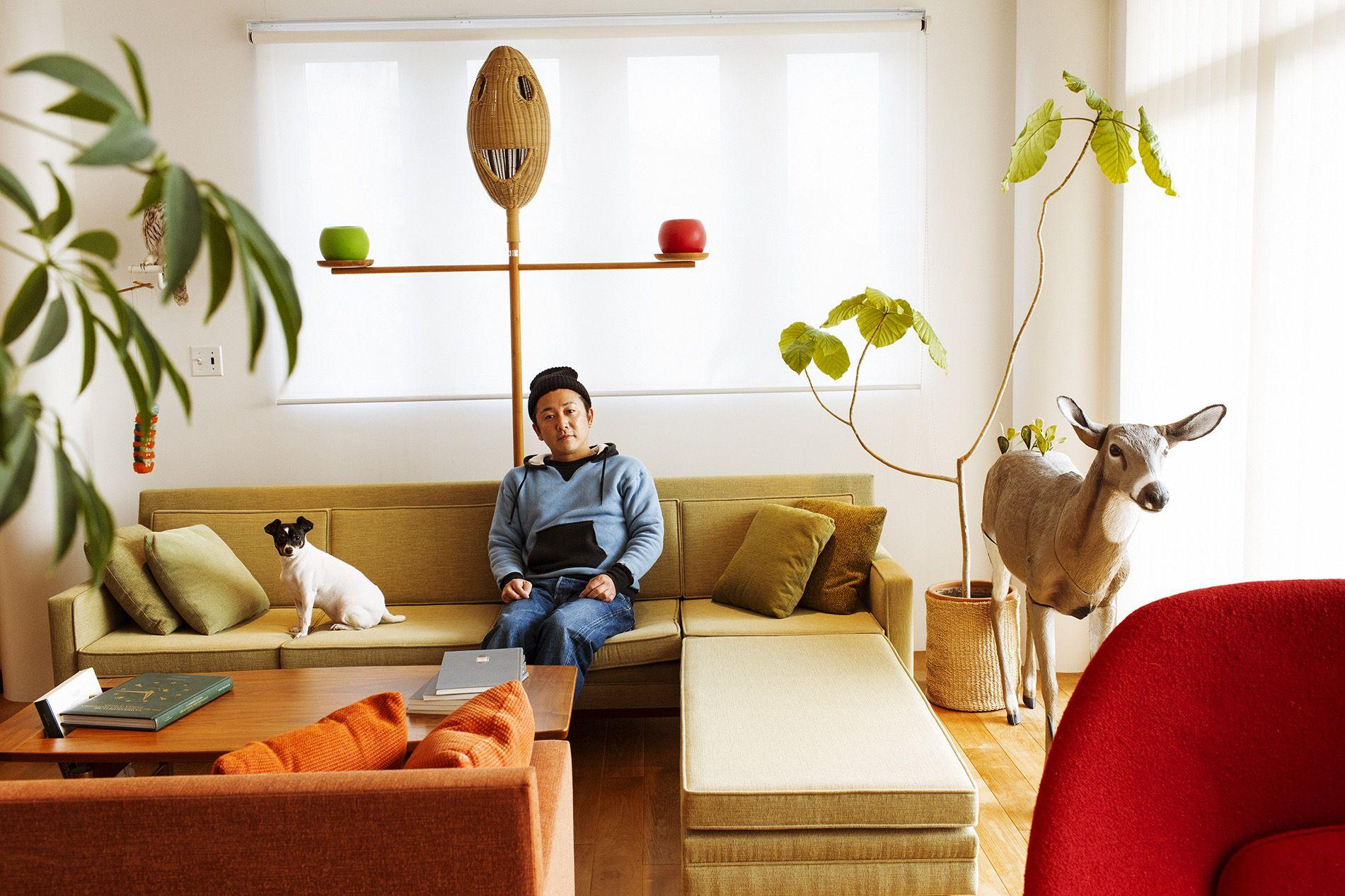 Shiro Nakano – Character Designer at home in Tokyo « the selby | DIY ...