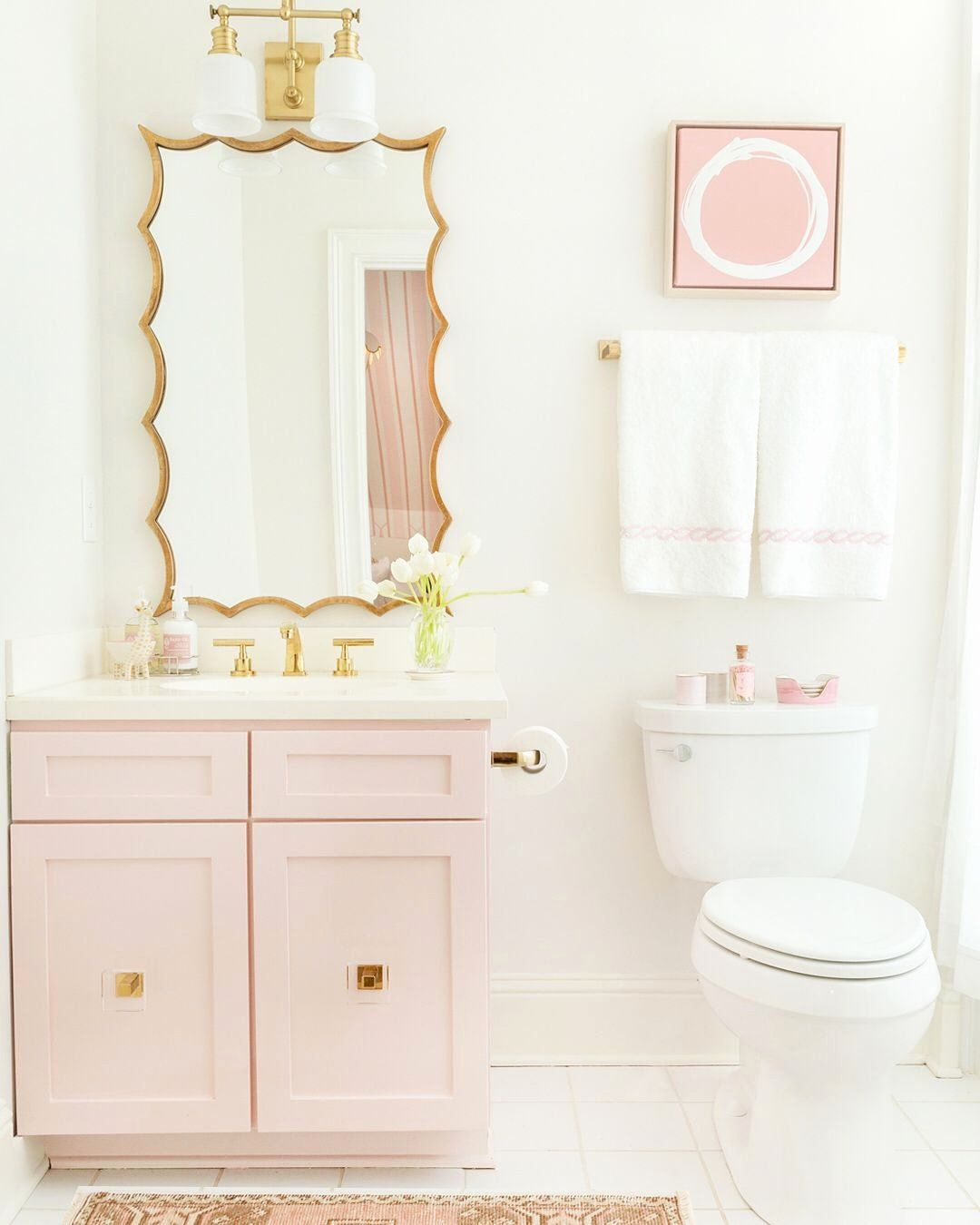 Little Girl Bathroom Decor Awesome Pin By Maria Decotiis Interior Design On Pinks In 2019 Girls Bathroom Girl Bathroom Decor Little Girls Bathroom Decor