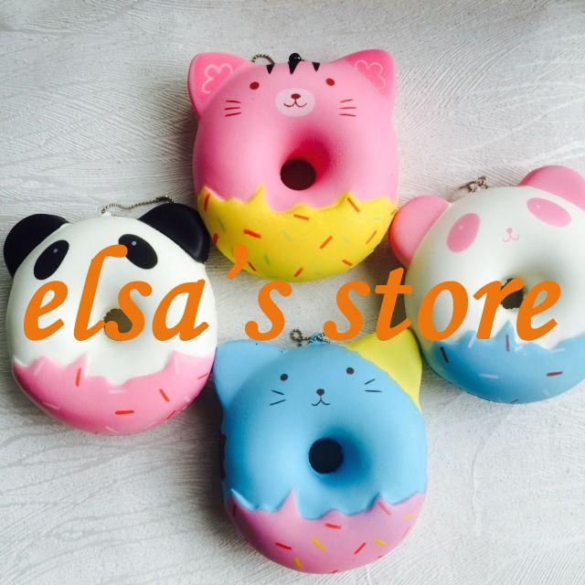 Al por mayor blandos 20 unids kawaii squishy jumpo rare correas blando del  buñuelo lindo anime panda juguetes embroma El regalo Envío Gratis 2e5f27e17179