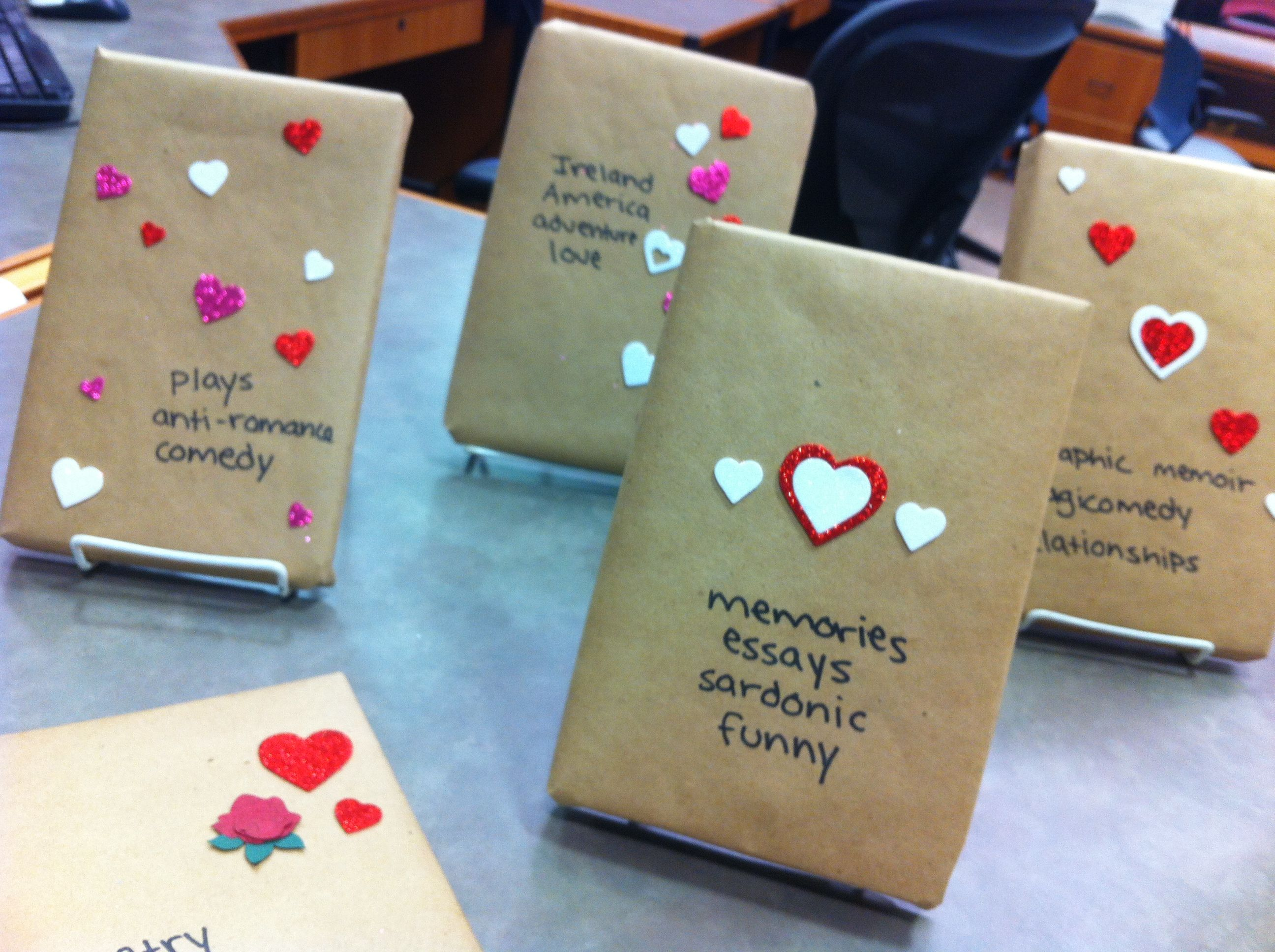 valentine's day book club ideas