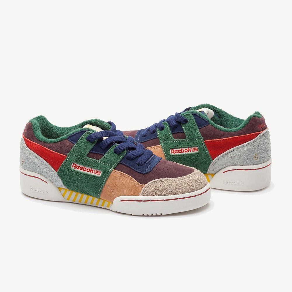 Workout Plus Sneakers in Multicolor in 2020 | Classic