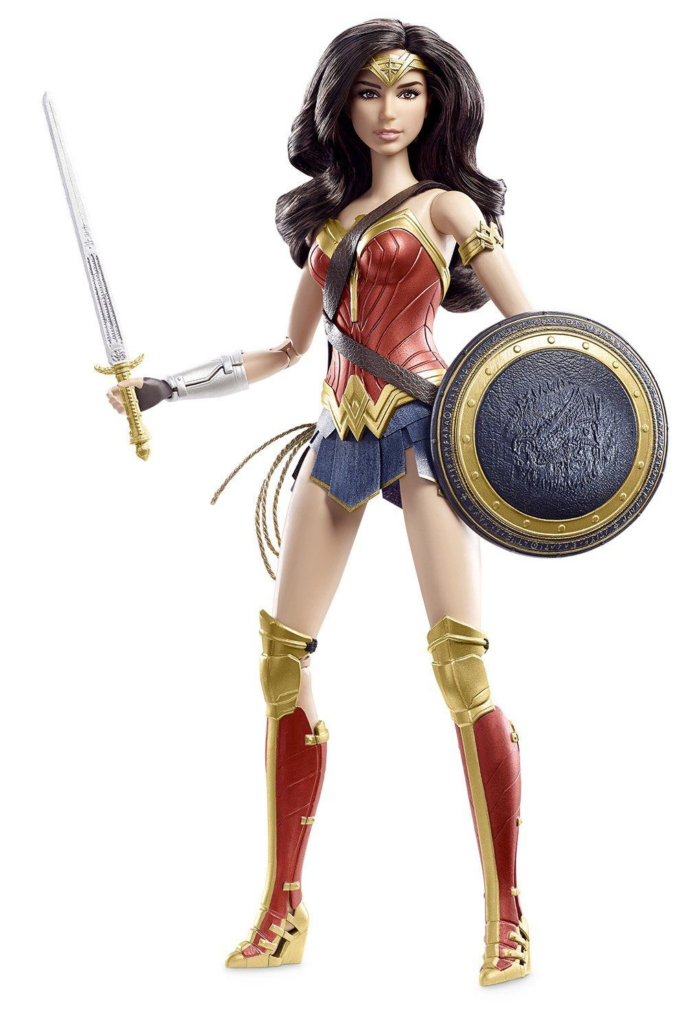 Doll review 2017 black label queen hippolyta doll face three - Amazon Com Barbie Collector Batman V Superman Dawn Of Justice Wonder Woman Doll