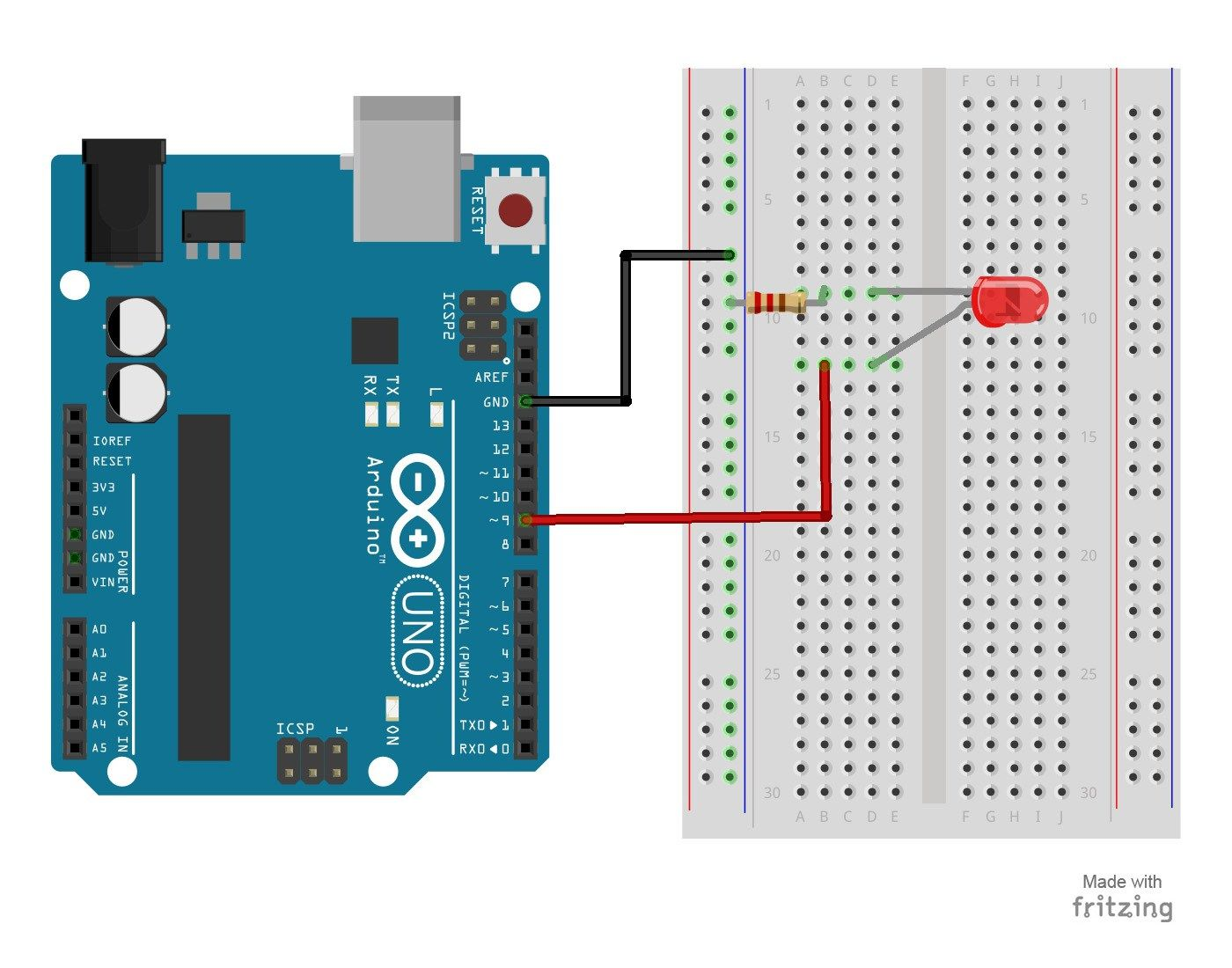 Arduino Uno Projects For Beginners Educational Tech Ideas Free Electronic Circuit Pdf Simple Tutorial Learn About Components Circuits Breadboard And Programming A Makerspace
