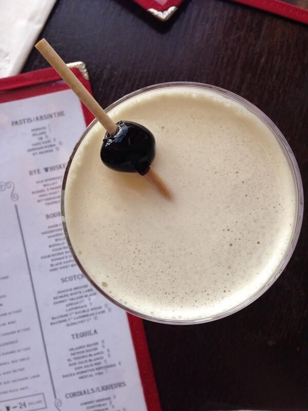 imbibe: [kc]  Charlie Sour - I love you. #HappyHour #cocktails #drinklocal #KC WestportCB #KansasCity #bar