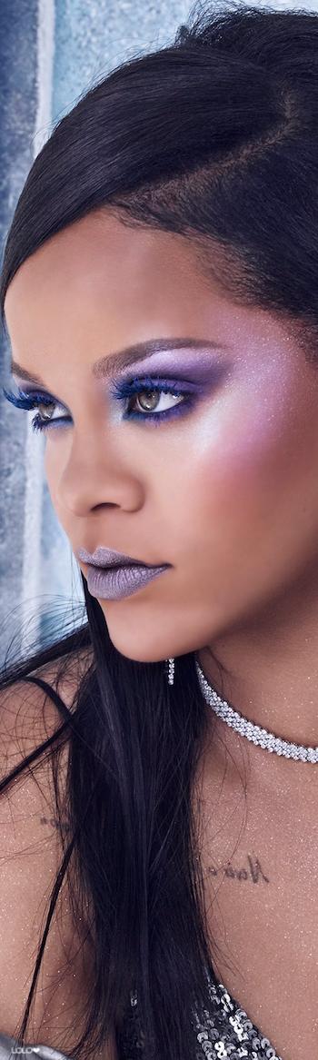 Rihanna Fenty Beauty Holiday Collection rihanna