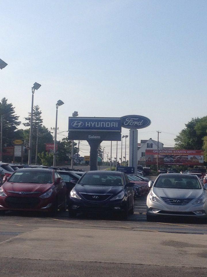 Salem Car Dealerships >> Salem Ford Hyundai Key Auto Dealerships Ford Vehicles
