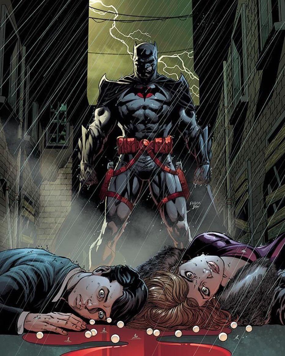 Batman Thomas Wayne By Jason Fabok Download This Image At Nomoremutants Com Tumblr Com Key Film Dates Justice Leagu Batman Dc Comics Batman Batman Comics