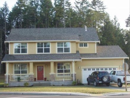 Nb Kitsap Bangor Valley Ii Neighborhood Features 2 4 Bedroom Homes Navy Base Housing Navy Housing Military Housing