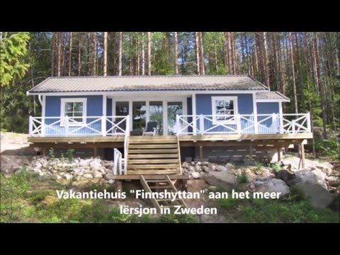 Vakantiehuis aan het water in Zweden - Geniet hier van uw vakantie in Zweden