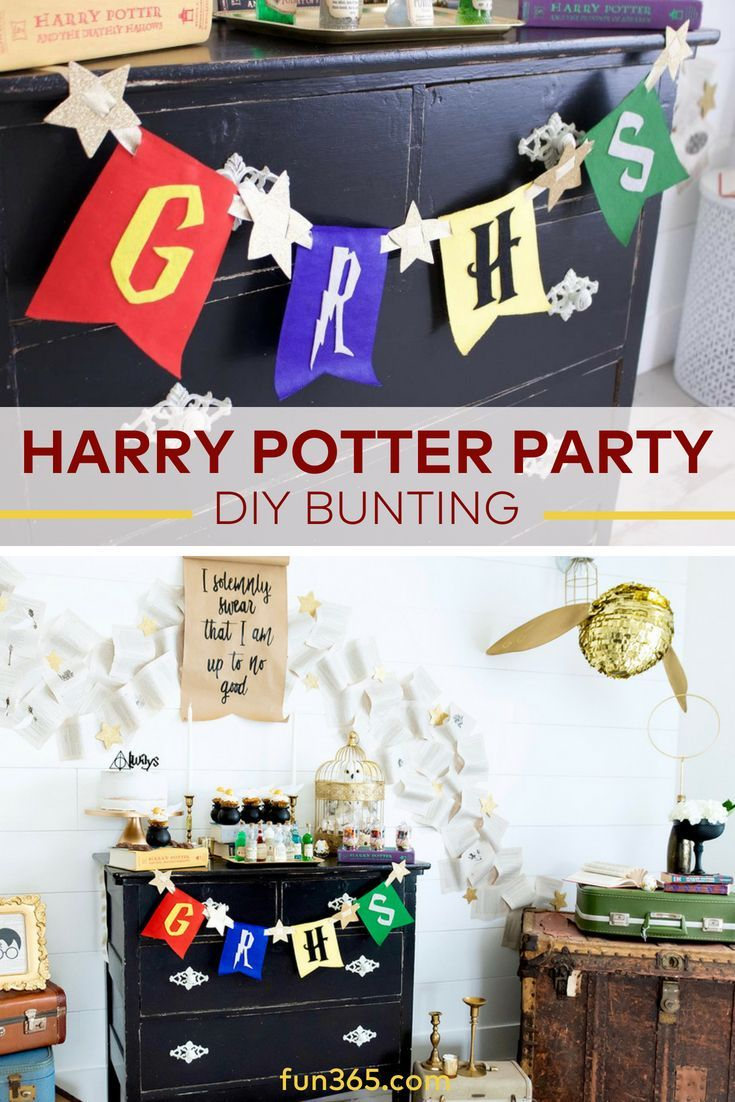 Make this simple banner showing off your Hogwarts house ...