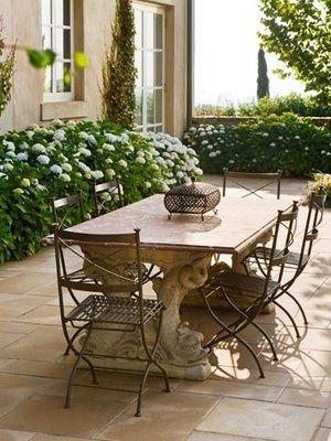 Tuin En Terras Stoelen.Terras Ideeen Franse Tuin Stoelen Outdoor Living Outdoor