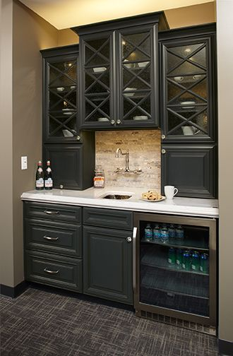 Wellborn Cabinets For Your Man Cave