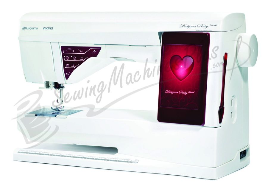 Husqvarna Ruby Sewing Machine Husqvarna Viking Designer Ruby Impressive Husqvarna Designer Ruby Sewing Machine