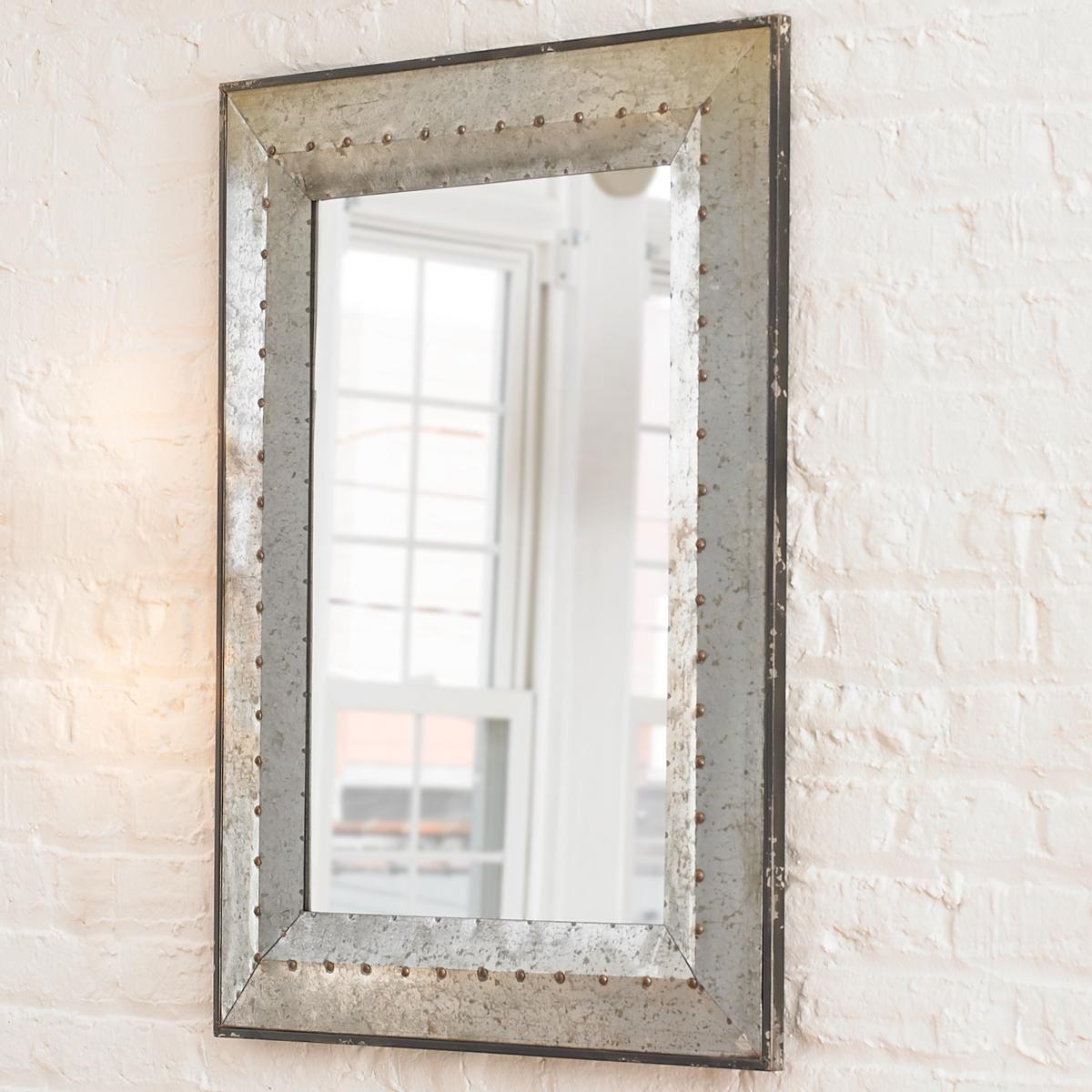 Mordern Minimalist Mirror Industrial Mirrors Mirror