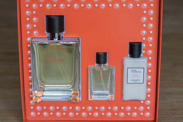 14e6dbb12a Avis] Le parfum Terre d'Hermès et son coffret de fête