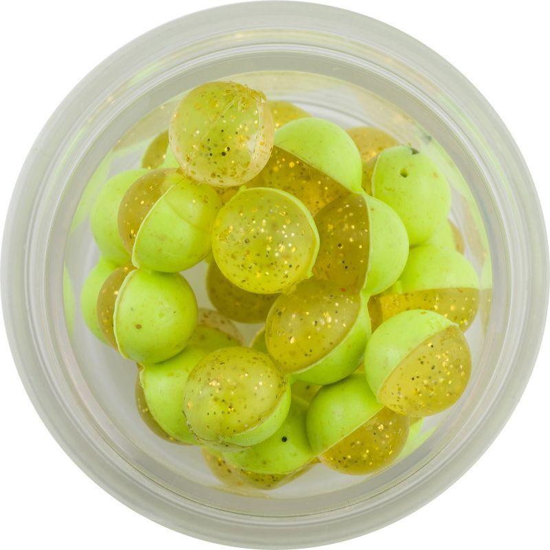 Berkley PowerBait Power Clear Eggs Floating Garlic Scent