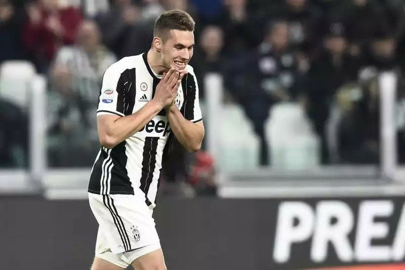 Juventus Milan Marko Pjaca Pinterest