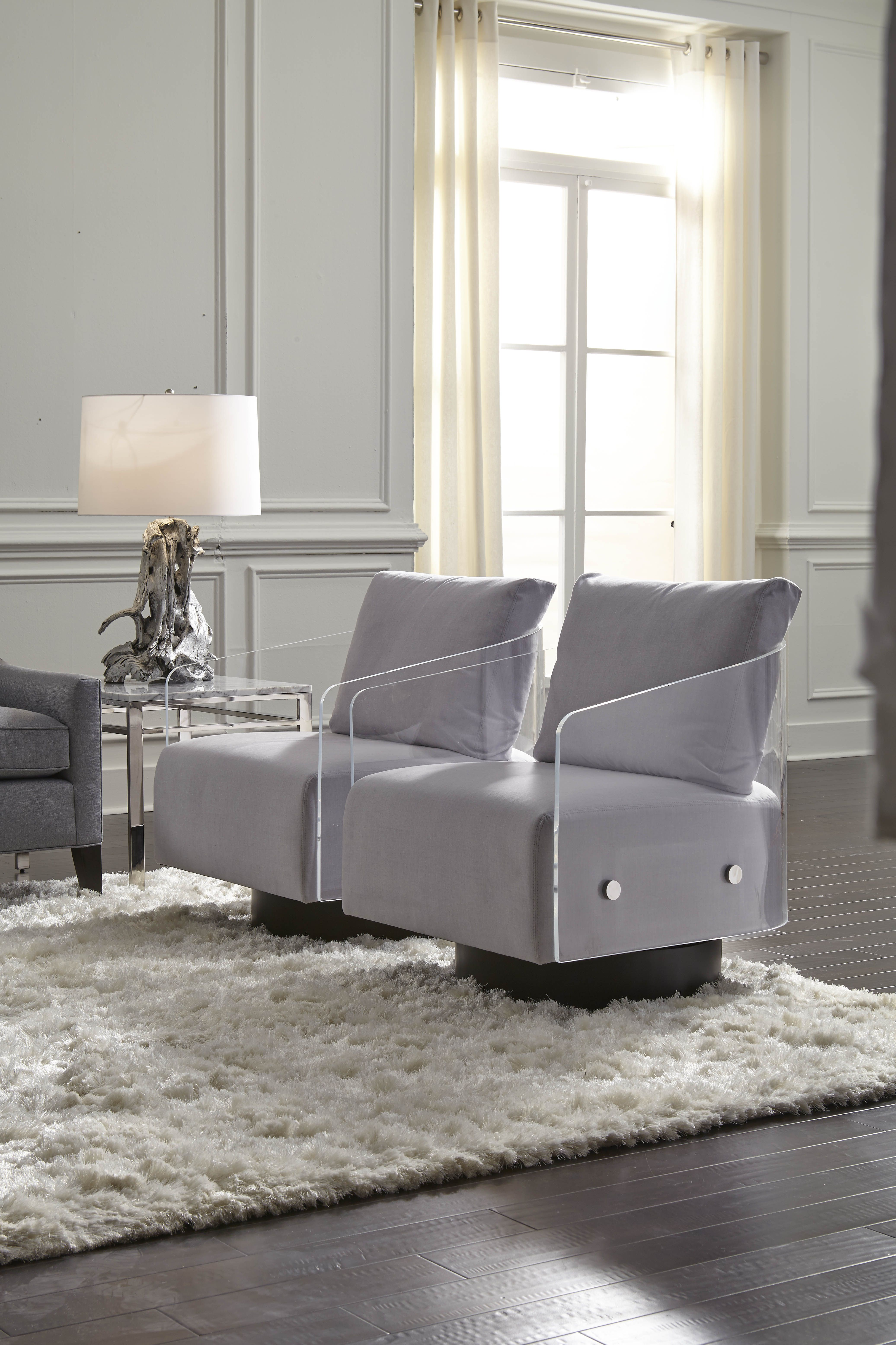 Our Sweet U0026 Sexy Lucy Swivel Chair Is Incredibly Stylish And Comfortable.  #acrylic #clear #furniture #modern