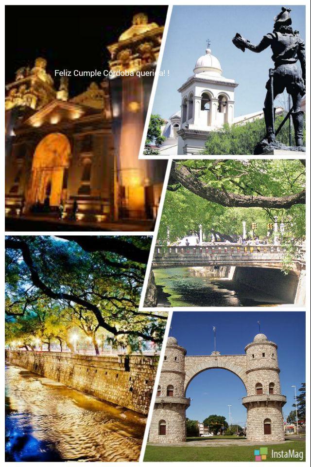 Feliz Cumple Córdoba, 443 años de historia!
