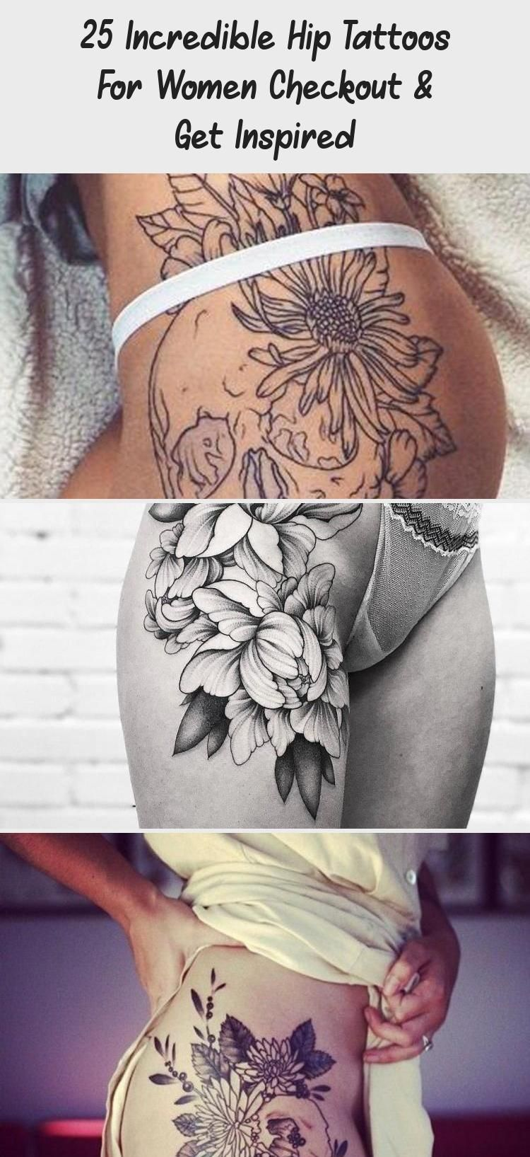 Cute and small hip tattoos for girls Small tattoos Hip