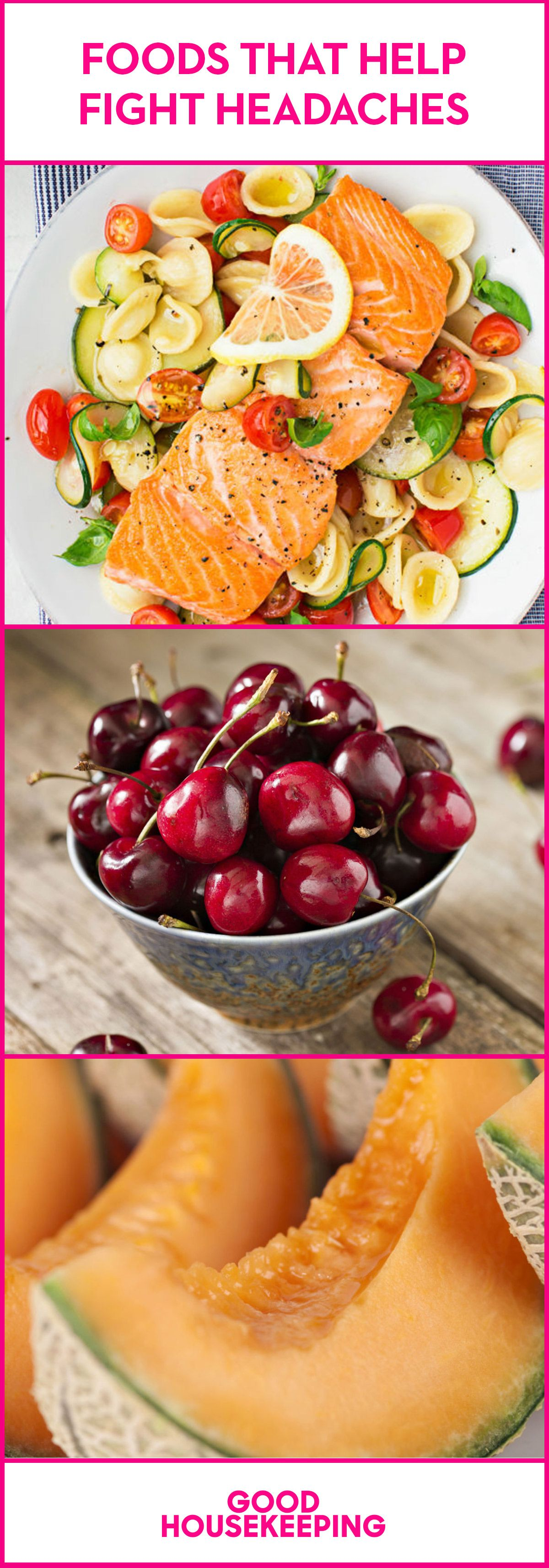 7 foods that help fight headaches food healthy eating