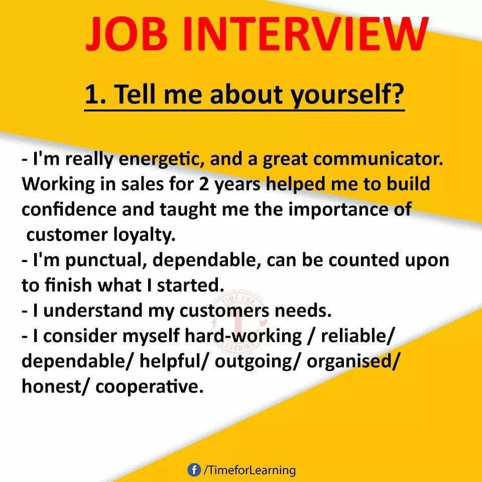 Pin by Ashley Ousby on Job Job interview tips, Job