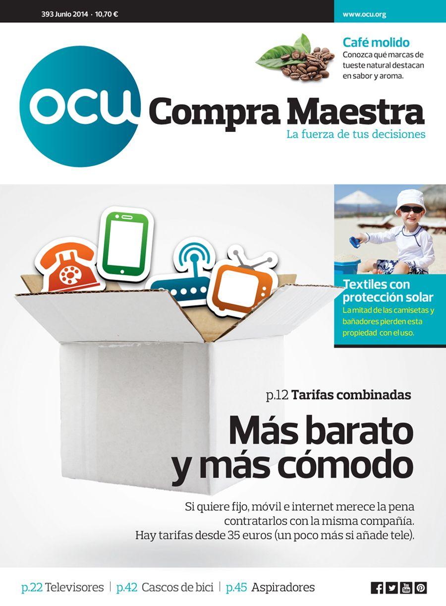 Compra maestra n 393 junio 2014 tarifas combinadas fijo for Ordenadores para cocina
