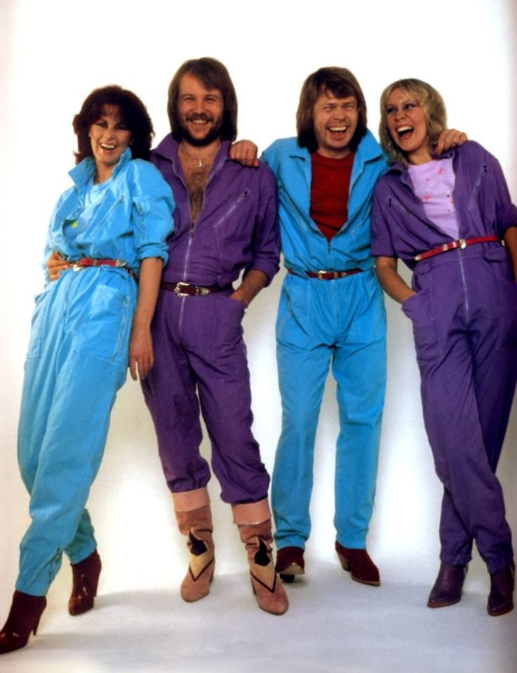 ABBA 1980 Abba Costumes Popular Music Great Bands The Beatles Pop Group