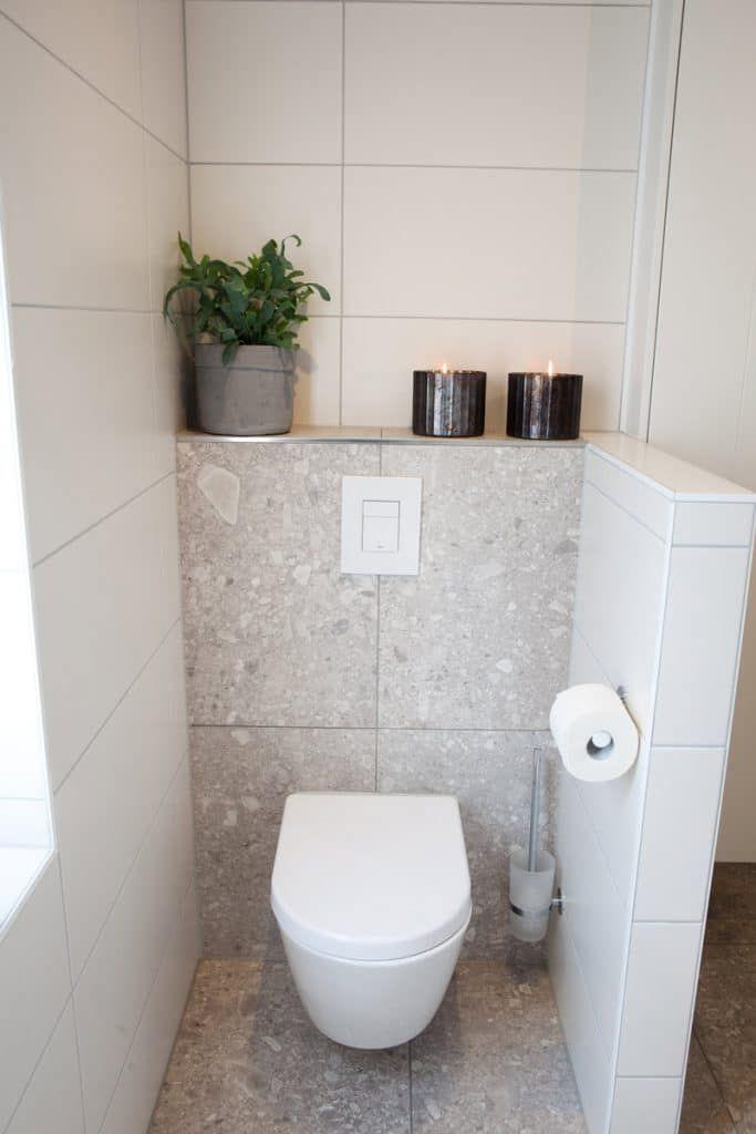 Afbeeldingsresultaat voor toilet voorbeelden tegels | Verbouwing ...
