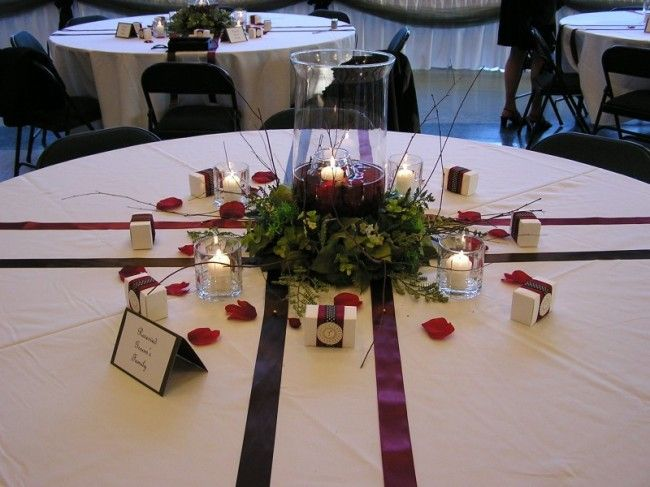 Inexpensive Ideas Wedding Reception Tables Photo Gallery