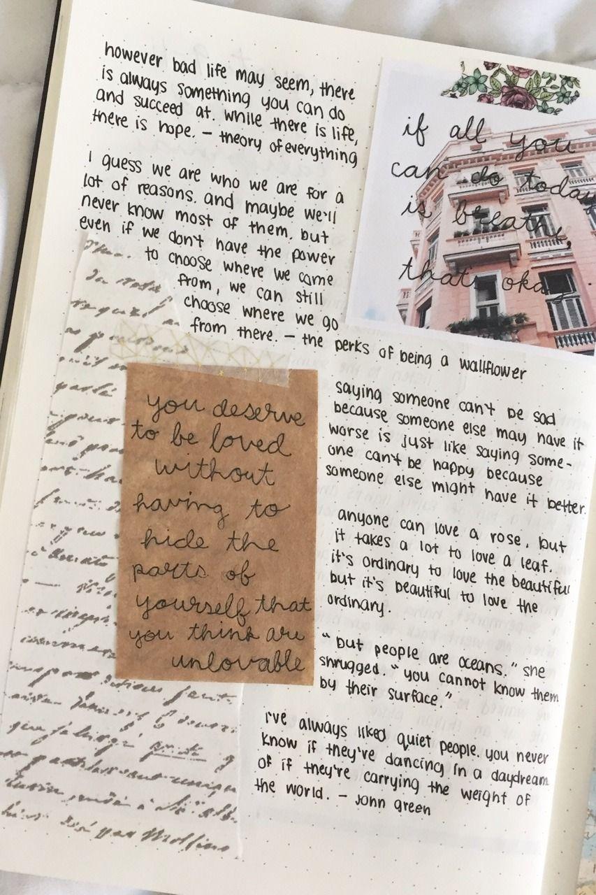 bullet journal   Journal ideas tumblr, Bullet journal ...