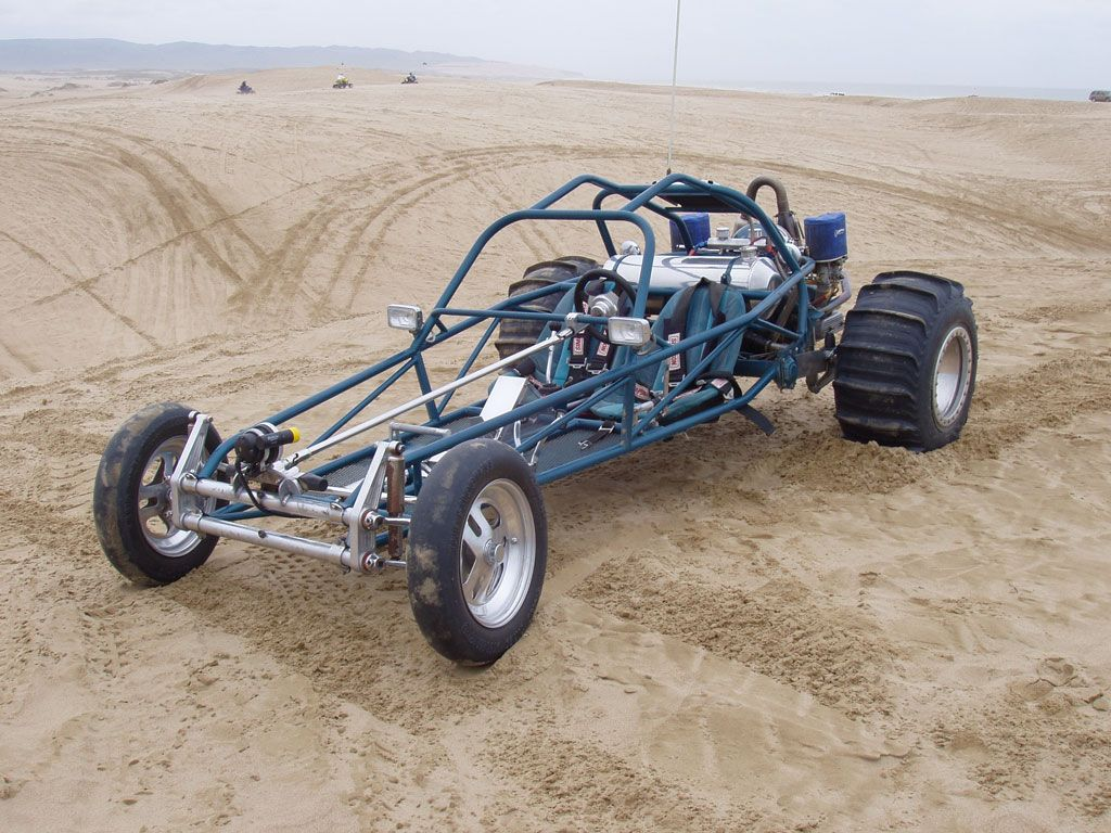 Vw Dune Buggie Sand Trail Videos